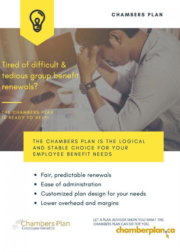 Employee Benefits - Chambers Plan