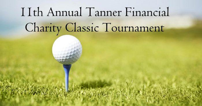 11th Annual Tanner Financial Chartiy Classic Tournament 2018