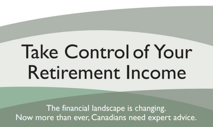 Retirment Income Planning - Tanner Financial